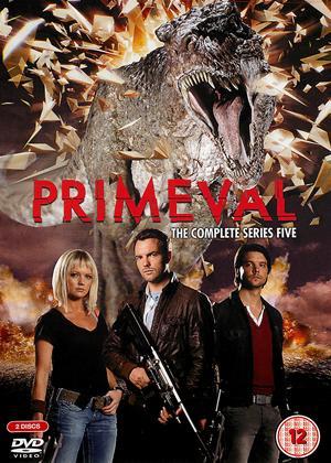 Rent Primeval: Series 5 Online DVD Rental