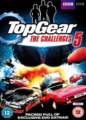 Rent Top Gear: The Challenges: Vol.5 Online DVD Rental