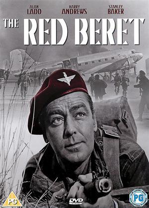 Rent The Red Beret Online DVD Rental