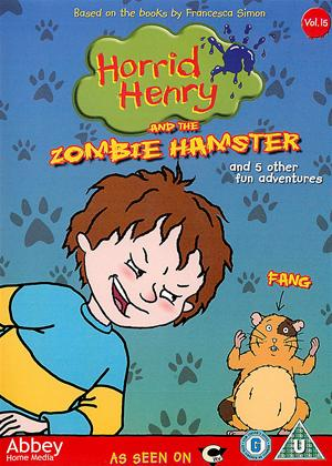 Rent Horrid Henry and the Zombie Hamster Online DVD Rental