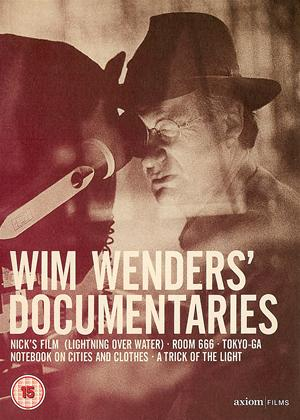 Rent Wim Wenders Collection: A Trick of the Light Online DVD Rental