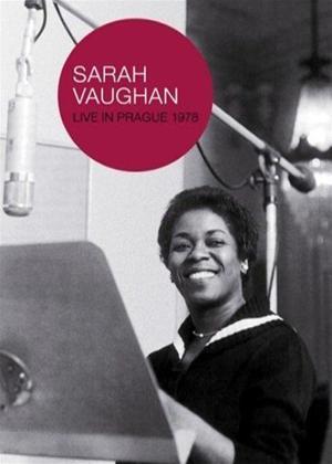 Rent Sarah Vaughan: Live in Prague Online DVD Rental