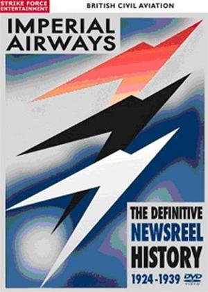 Rent Imperial Airways: The Definitive Newsreel History 1924-1939 Online DVD Rental