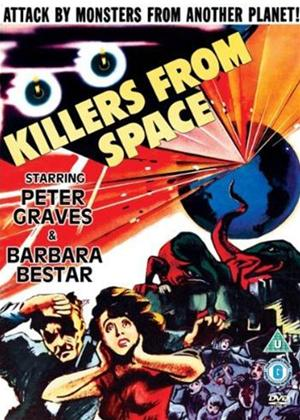 Rent Killers from Space Online DVD Rental