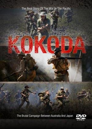 Rent Kokoda: The Real Story of the War in the Pacific Online DVD Rental