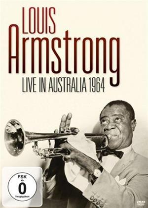 Rent Louis Armstrong: Live in Australia 1964 Online DVD Rental