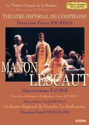 Rent Manon Lescaut: Theatre Imperial De Compiegne Online DVD Rental