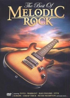 Rent The Best of Melodic Rock Online DVD Rental