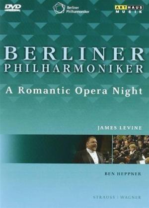 Rent Berliner Philharmoniker: Waldbuhne in Berlin 1999: A Romantic Opera Night Online DVD Rental