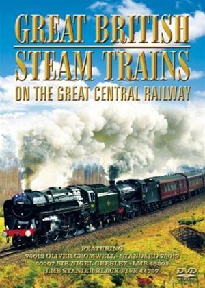Rent Great British Steam Trains: On the Great Central Railway Online DVD Rental