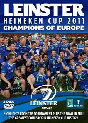 Rent Heineken Cup 2011: Leinster: Champions of Europe Online DVD Rental