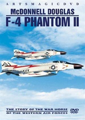 Rent McDonnell Douglas F-4 Phantom II Online DVD Rental