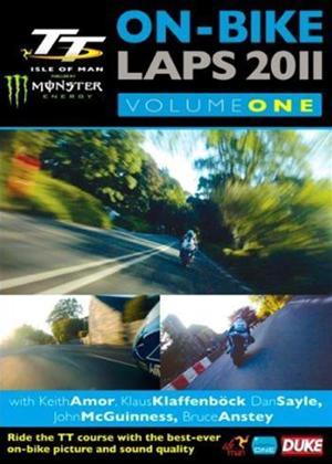 Rent TT 2011: On-bike Laps: Vol.1 Online DVD Rental