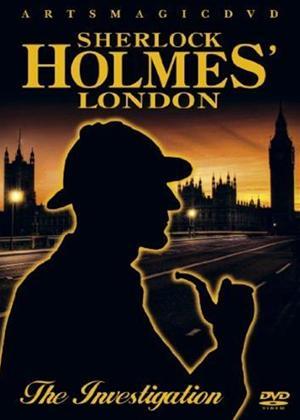 Rent Sherlock Holmes' London: The Investigation Online DVD Rental