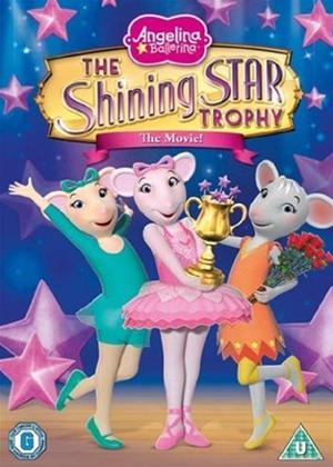 Rent Angelina Ballerina: The Shining Star Trophy Online DVD Rental