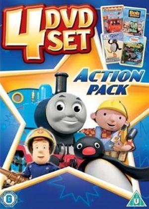 Rent Hit Favourites: Action Pack Online DVD Rental