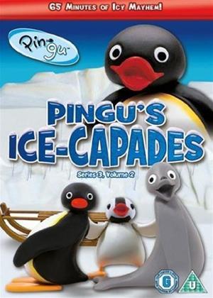 Rent Pingu: Pingu's Ice Capades Online DVD Rental