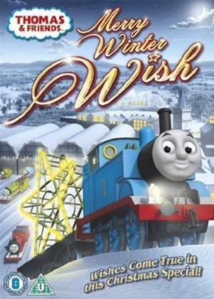 Rent Thomas and Friends: Merry Winter Wish Online DVD Rental