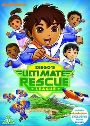 Rent Go Diego Go: Diego's Ultimate Rescue League Online DVD Rental