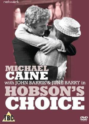 Rent Hobson's Choice Online DVD Rental