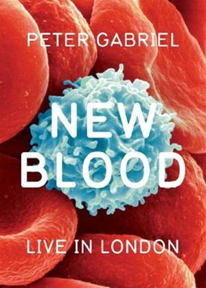 Rent Peter Gabriel: New Blood: Live in London Online DVD Rental