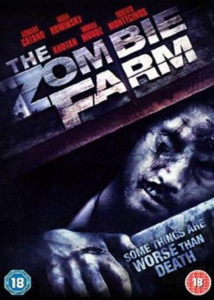 Rent The Zombie Farm Online DVD Rental