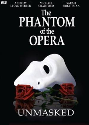 Rent The Phantom of the Opera: Unmasked Online DVD Rental