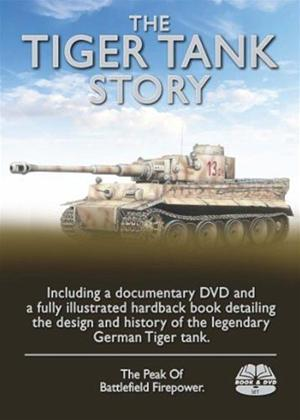 Rent The Tiger Tank Story Online DVD Rental