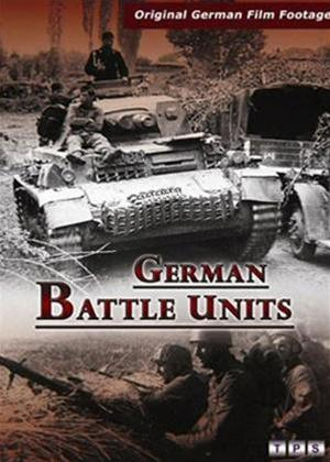Rent German Battle Units Online DVD Rental