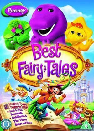 Rent Barney: Best Fairy Tales Online DVD Rental