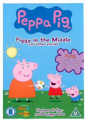 Rent Peppa Pig: Piggy in the Middle and Other Stories Online DVD Rental