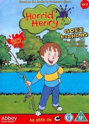 Rent Horrid Henry Goes Fishing Online DVD Rental