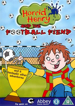 Rent Horrid Henry and the Football Fiend Online DVD Rental