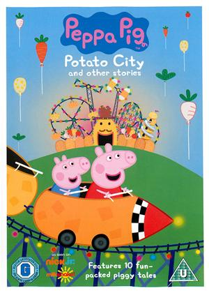 Rent Peppa Pig: Potato City and Other Stories Online DVD Rental