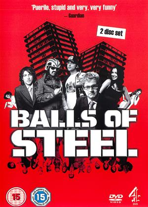 Rent Balls of Steel Online DVD Rental