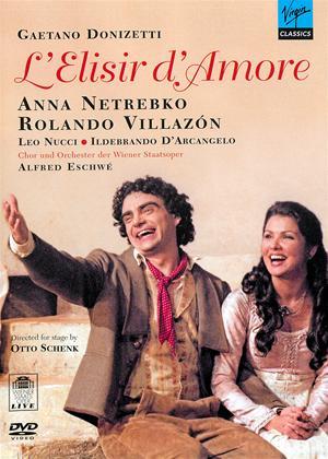 Rent Donizetti: L'Elisir D'Amore: Wiener Staatsoper Online DVD Rental