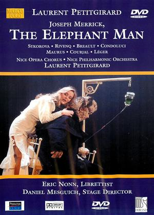 Rent Joseph Merrick: The Elephant Man: Laurent Petitgirard Online DVD Rental