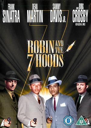 Rent Robin and the Seven Hoods Online DVD Rental