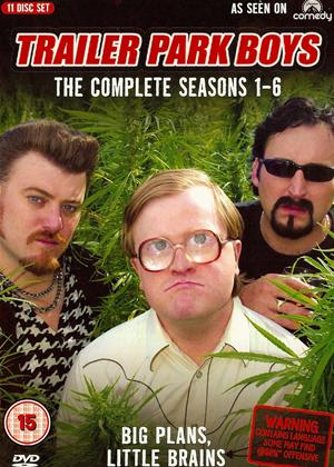 Rent Trailer Park Boys: Series 1 to 6 Online DVD Rental