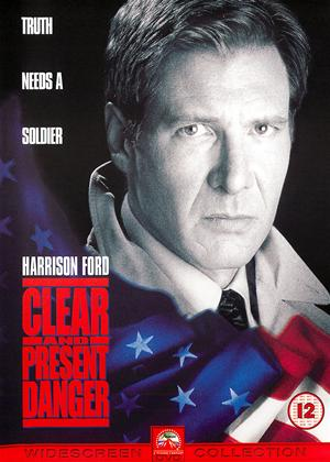 Clear and Present Danger Online DVD Rental