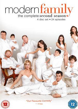 Rent Modern Family: Series 2 Online DVD Rental