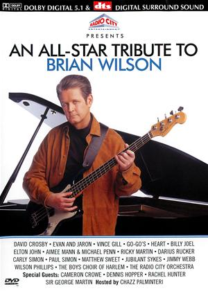 Rent Brian Wilson: An All Star Tribute To Online DVD Rental