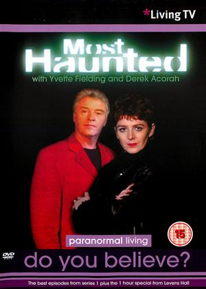 Rent Most Haunted with Yvette Fielding and Derek Acorah Online DVD Rental