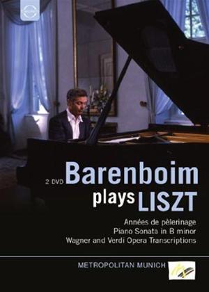 Rent Barenboim Plays Liszt Online DVD Rental