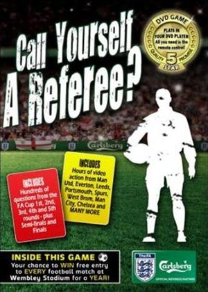 Rent Call Yourself a Referee? Online DVD Rental