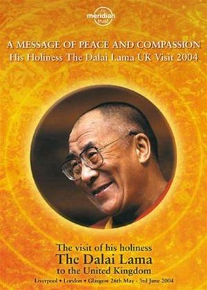 Rent H.H. the Dalai Lama: A Message of Peace and Compassion Online DVD Rental