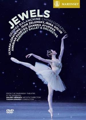 Rent Jewels: Mariinsky Ballet Online DVD Rental