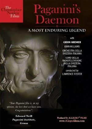 Rent Paganini's Daemon Online DVD Rental