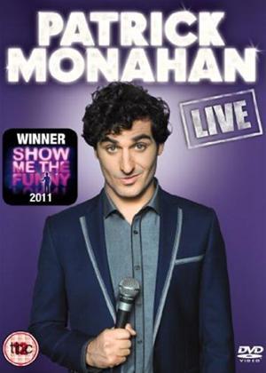 Rent Patrick Monahan: Live Online DVD Rental