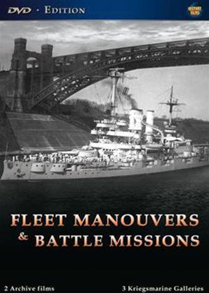Rent Fleet Manouvers and Battle Missions Online DVD Rental